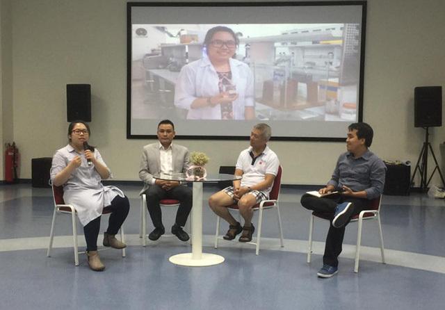 Giáo sư mặc quần sooc, ông Trương Nguyện Thành, GS Đại học Utah (Mỹ), Việt kiều Mỹ