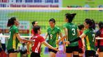 Hai đội bóng Việt Nam cạnh tranh tấm vé bán kết