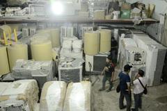 Bộ Công an phát hiện kho hàng điện lạnh lậu lớn ở TP.HCM