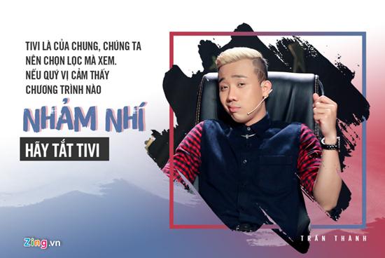 Trấn Thành, sao Việt