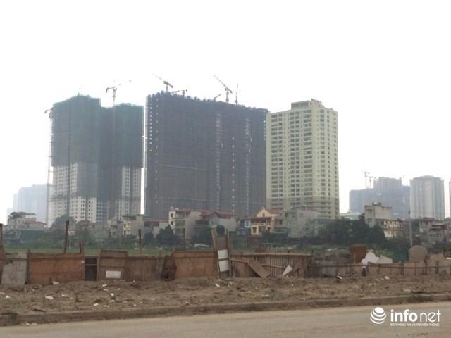 """Đón lượng cung """"khủng"""", chung cư Hà Nội sắp giảm giá?"""