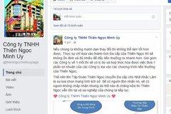 Vừa bị rút giấy phép, Thiên Ngọc Minh Uy tuyên bố 'sự nghiệp vẫn tiếp tục'