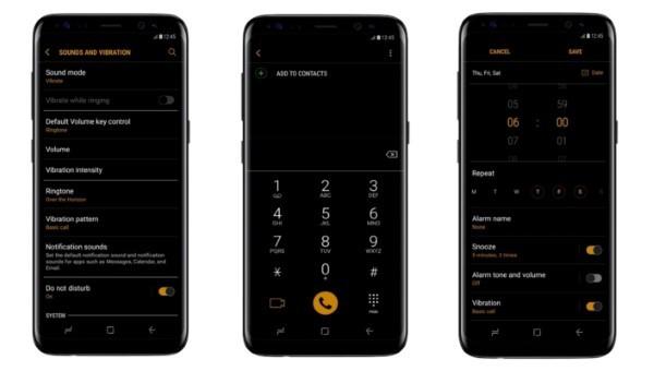 Galaxy S8, Galaxy S8+, chức năng, hỗ trợ khuyết tật,