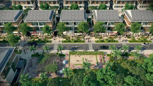 Sôi động mua-bán biệt thự phía Tây Hà Nội