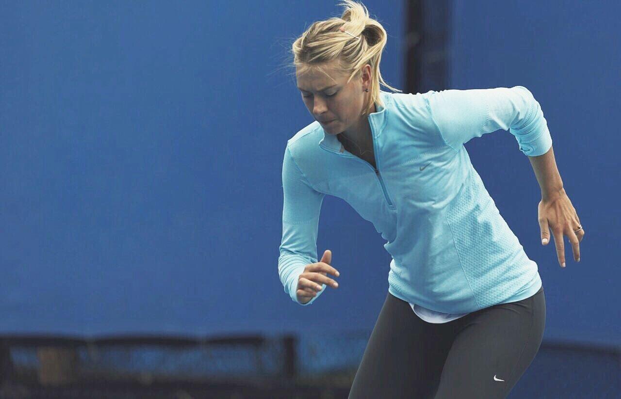 Sharapova trở lại: Tôi đẹp, tôi có quyền