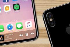 Xuất hiện tin đồn khác lạ về iPhone 8