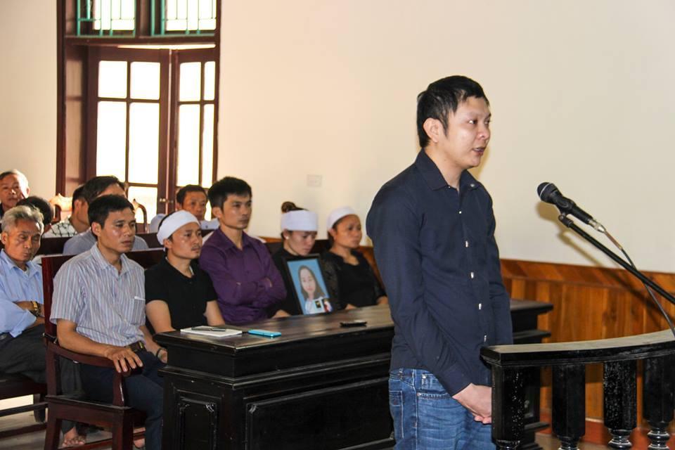 Hà Tĩnh, tòa án nhân dân tỉnh Hà Tĩnh, nữ sinh, sát hại nữ sinh