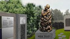 Bức tượng xin lỗi Việt Nam được dựng ở Hàn Quốc