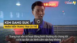 Triều Tiên giới thiệu trang trại cá trê 'hoành tráng' với thế giới