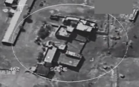 Xem chiến cơ xóa sổ nhà máy sản xuất bom của IS