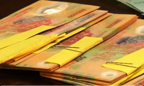 Đường dây buôn tiền giả từ Trung Quốc về Việt Nam