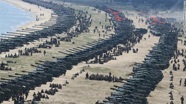 Triều Tiên, bán đảo Triều Tiên, Donald Trump, Kim Jong Un