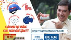 Tâm Bình ra mắt website, hotline tư vấn bệnh đại tràng