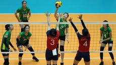 Hình ảnh ấn tượng tại giải bóng chuyền nữ VTV9 Bình Điền