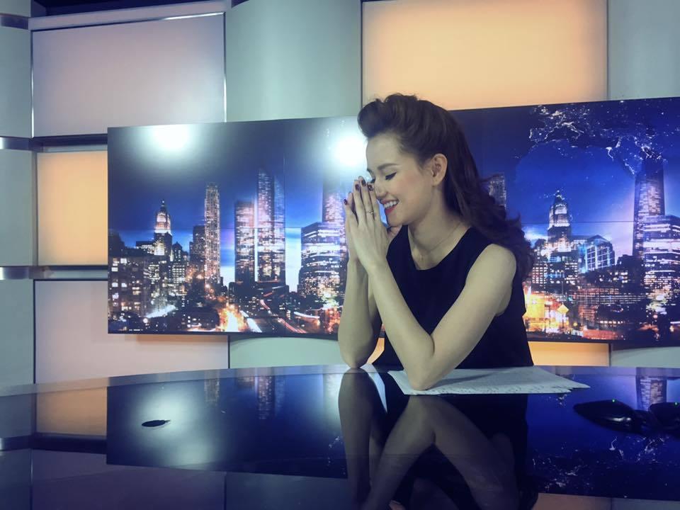 MC Huyền Châu, VTV