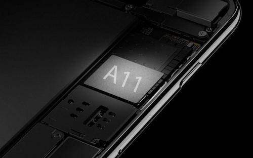 iPhone 8 lộ điểm hiệu năng đánh bại mọi đối thủ