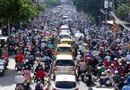 TP.HCM sẽ hạn chế xe máy theo lộ trình