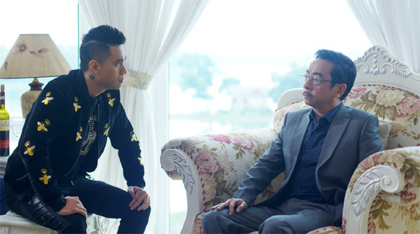 Người phán xử, Việt Anh, NSND Hoàng Dũng, phim truyền hình, phim việt nam