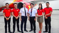 Vietjet- hãng hàng không có tiếp viên ưa nhìn nhất