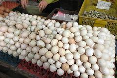 Sau thịt lợn, đến lượt giá trứng gia cầm giảm mạnh