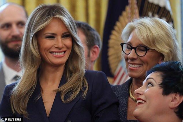 Đệ nhất phu nhân Mỹ, Donald Trump, sinh nhật