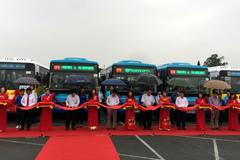 Hà Nội mở mới 2 tuyến xe buýt