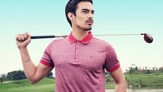 Bộ sưu tập áo polo tuyệt đẹp cho quý ông chơi golf