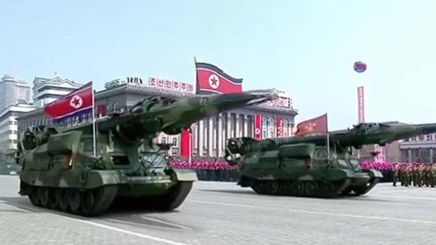 Triều Tiên, tình hình Triều Tiên, vũ khí Triều Tiên, Kim Jong Un, tên lửa
