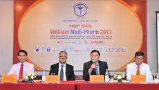 Gian hàng đặc biệt của Bộ Y tế tại Vietnam Medi-Pharm 2017