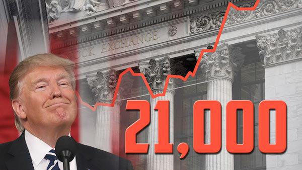 Donald Trump, chứng khoán Mỹ, kinh tế Mỹ, Nasdaq, Dow Jones