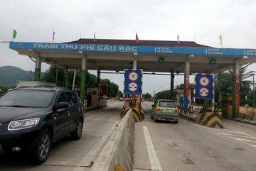 Trạm thu phí BOT vô lý ở Hà Tĩnh miễn phí hoàn toàn cho 2 huyện