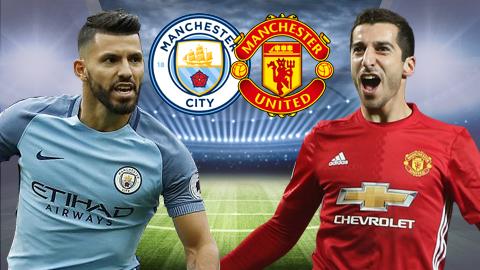 Kết quả bóng đá hôm nay - Tỷ số Man City vs MU