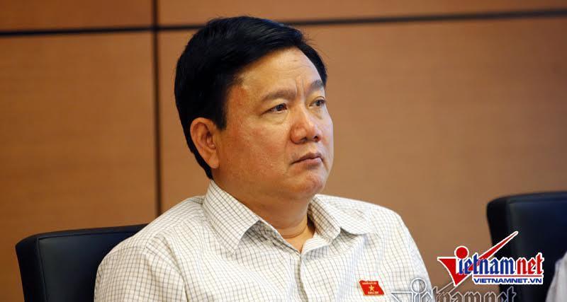Đinh La Thăng, kỷ luật ông Đinh La Thăng, bí thư thành ủy TP.HCM, bí thư Thăng, Nguyễn Xuân Sơn