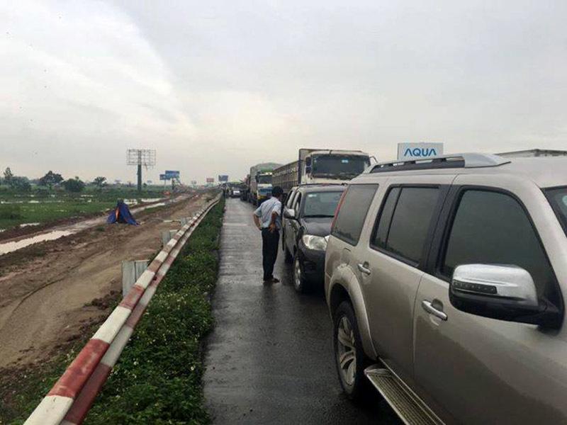 tai nạn giao thông, tai nạn liên hoàn, cao tốc Pháp Vân Cầu Giẽ