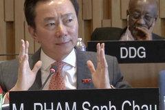 Đại sứ Phạm Sanh Châu: Tôi sẽ giúp UNESCO đoàn kết hơn
