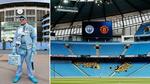Man City 0-0 MU: Rashford đá cắm, Rooney dự bị (H1)
