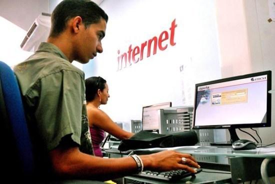 Công ty Internet nước ngoài đầu tiên có mặt tại Cuba