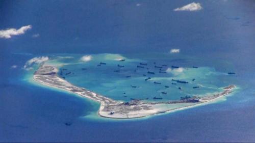 Đô đốc Mỹ cáo buộc TQ thay đổi bối cảnh tự nhiên, chính trị tại Biển Đông