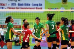 Giải bóng chuyền nữ quốc tế Cup VTV9 Bình Điền: Vừa chất, vừa vui
