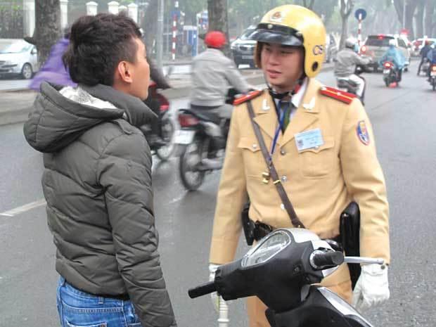 giao thông, cảnh sát giao thông, tai nạn giao thông, luật giao thông