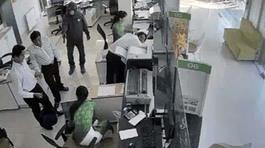 Cướp ngân hàng ở Trà Vinh: Lộ diện nghi phạm