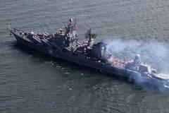 """Cận cảnh """"sát thủ diệt tàu sân bay"""" Nga vừa cập cảng Cam Ranh"""