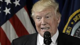 Ông Trump bất ngờ 'đòi' tiền Hàn Quốc