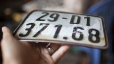 """Muốn đăng ký biển xe Hà Nội, làm """"thủ thuật"""" cho người khác đứng tên"""