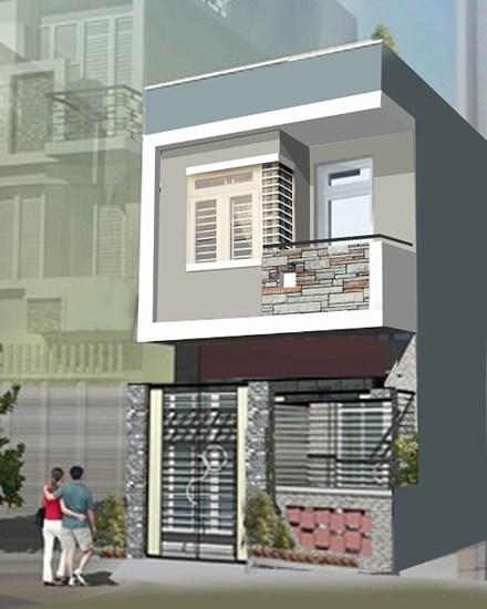 Xây nhà 2 tầng với 500 triệu đồng?