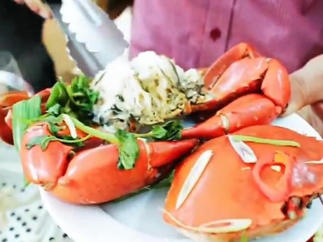 Tuyệt chiêu hấp tôm sú, cua biển ngọt thơm chắc thịt đãi cả nhà