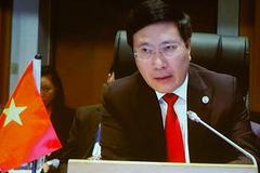 ASEAN lo ngại diễn biến phức tạp trên thực địa ở Biển Đông
