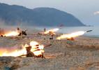 Thế giới 7 ngày: Bán đảo Triều Tiên nóng như 'chảo lửa'