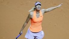 Sharapova lấy vé bán kết Stuttgart Open dễ như đi dạo