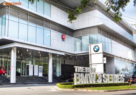 Hàng trăm xe BMW dính án gian lận 'phơi mình' tại cảng